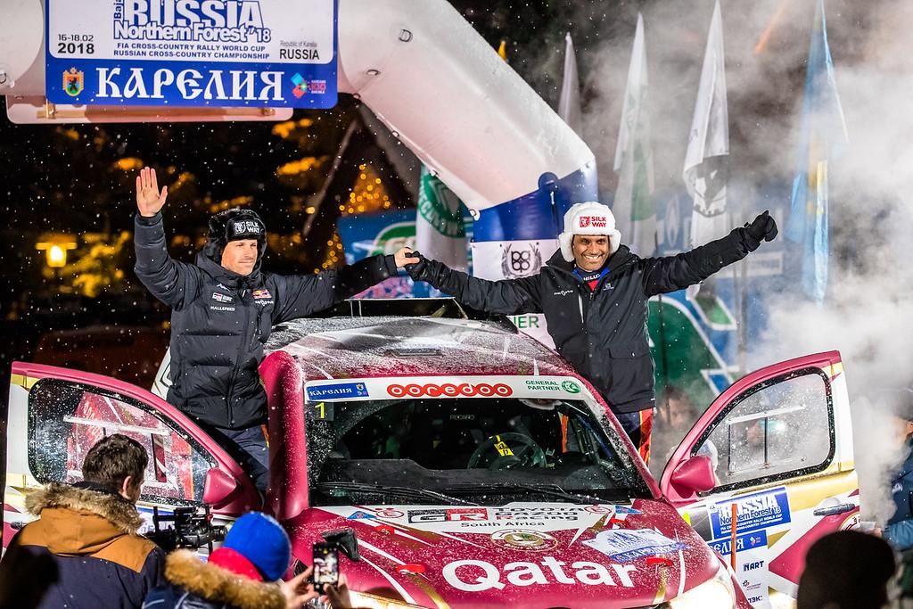 Сезон в Кубке Мира по ралли-рейдам стартовал!
