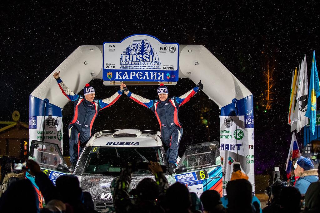 Протестировать гоночный КАМАЗ и открыть сезон в Кубке Мира по ралли-рейдам