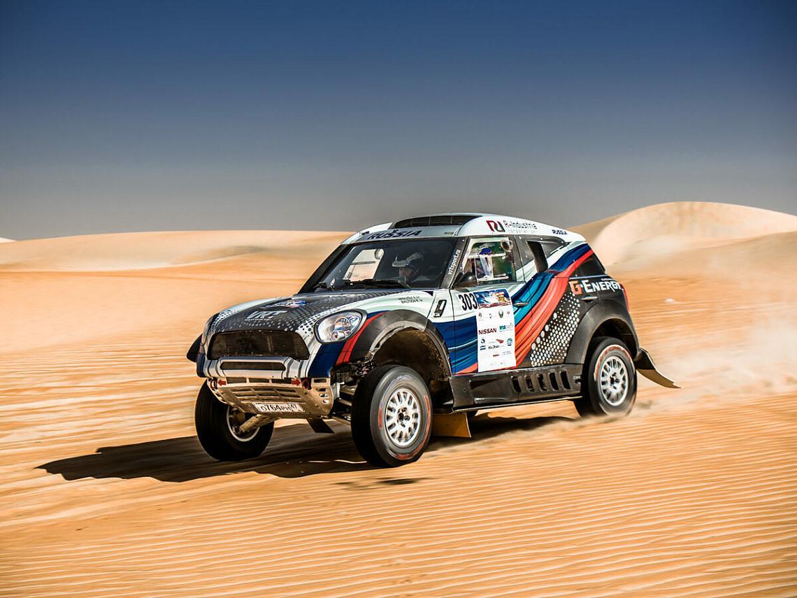 2019 Abu Dhabi Desert Challenge - Ставки на победу... ?