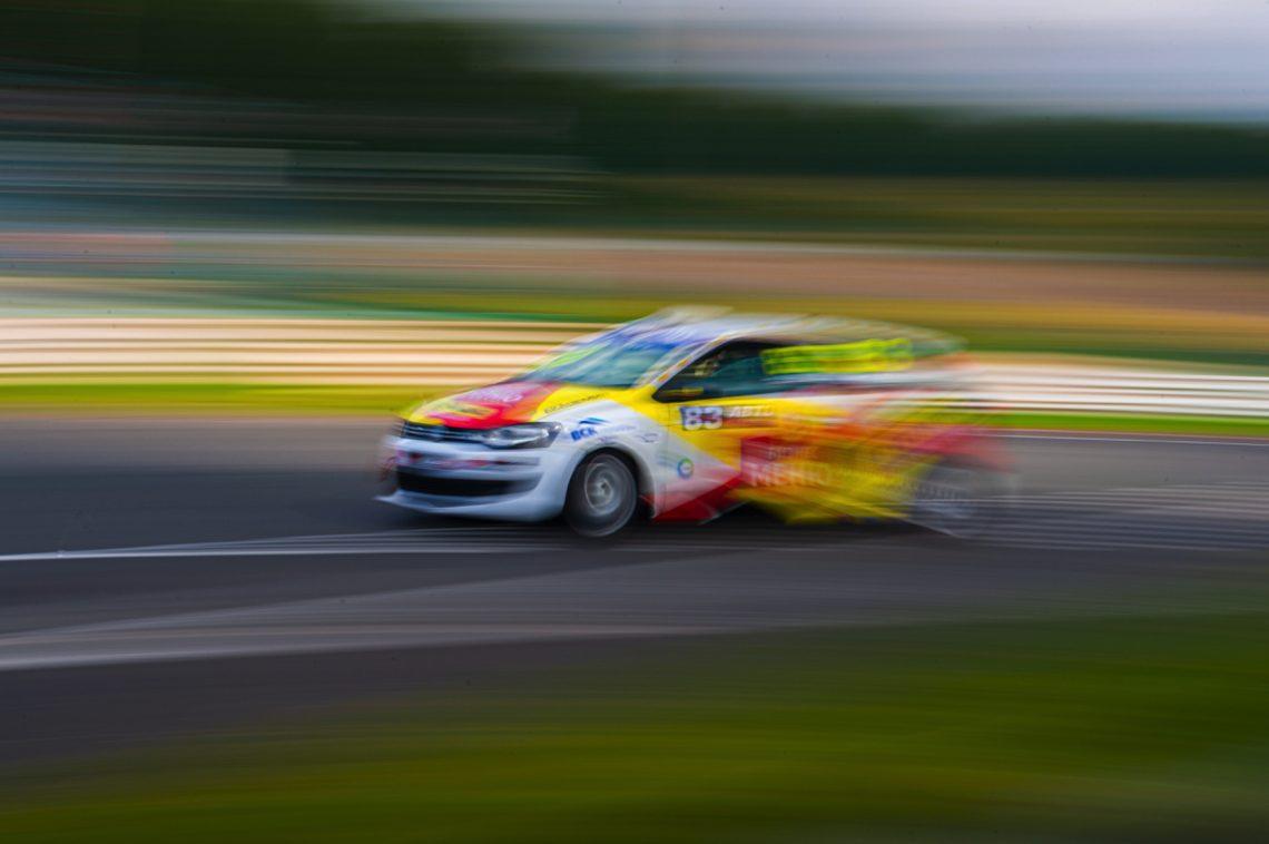 Пилоты B-Tuning Pro Racing Team Андрей Севастьянов и Егор Ганин - снова на подиуме СМП РСКГ