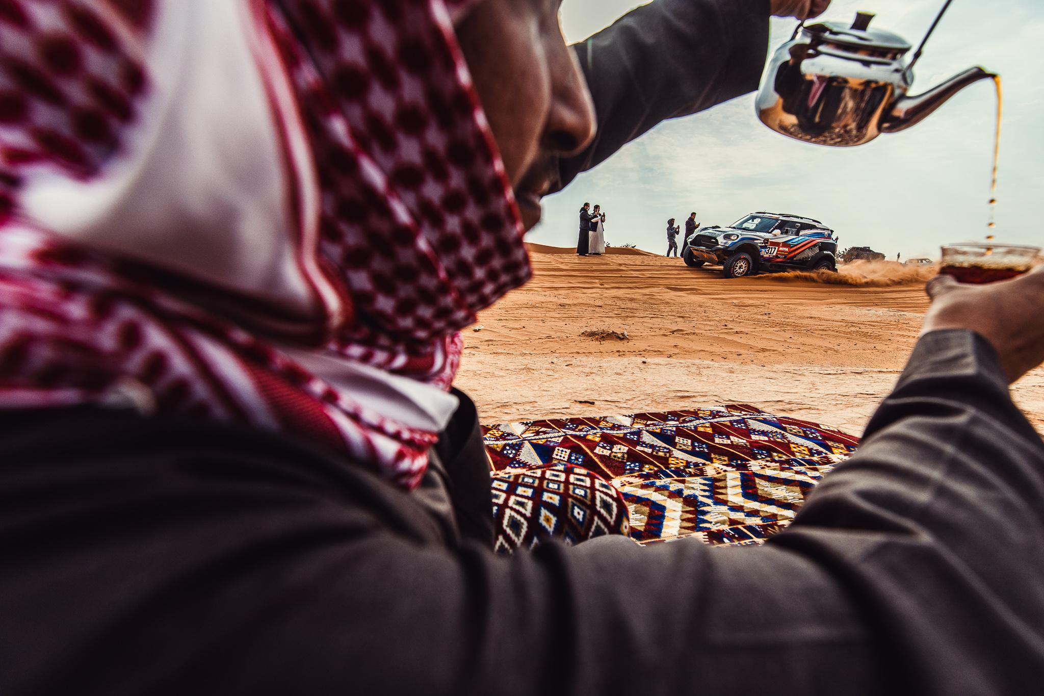 ДАКАР 2021. Этап 5: Эр-Рияд – Аль-Кайсума