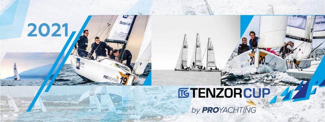 Открыта аккредитация прессы на первый этап  Tenzor Cup by PROyachting 2021!